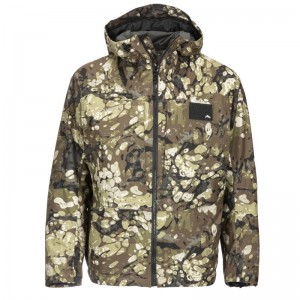 Simms Bulkley Jacket Riparian Camo