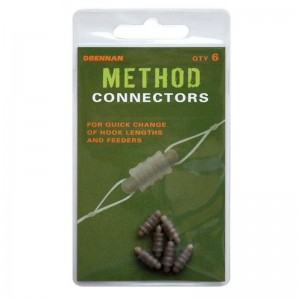Drennan Method Connector 6szt.