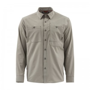 Simms Double Haul Shirt Rock Ridge