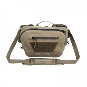 Simms Dry Creek Z Hip Pack 10L Tan