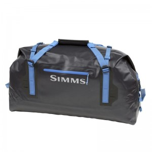 Simms Dry Creek Duffel Large 200L Admiral Blue