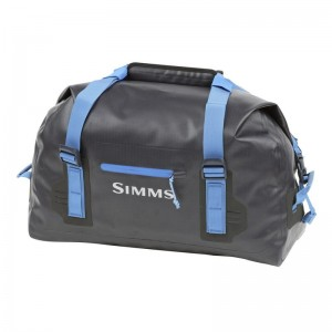 Simms Dry Creek Duffel Small 60L Admiral Blue