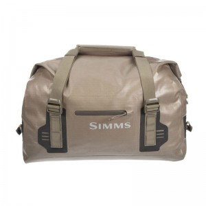 Simms Dry Creek Duffel Small 60L Tan