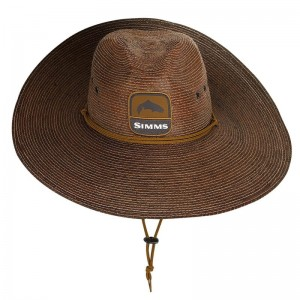 Simms Cutbank Sun Hat Toffee