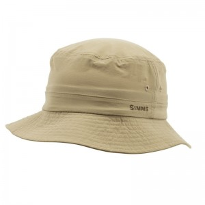 Simms Superlight Bucket Hat Cork