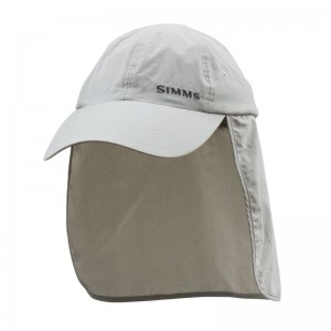 Simms Superlight Sunshield Cap Sterling