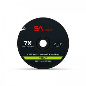 Scientific Anglers Absolute Fluorocarbon Tippet 30