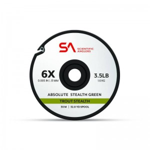Scientific Anglers Absolute Stealth Tippet 30m