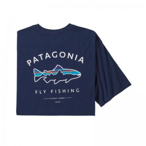 Patagonia M's Framed Fitz Roy Trout Organic CNY