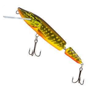 Salmo Pike Jointed F Hot Pike