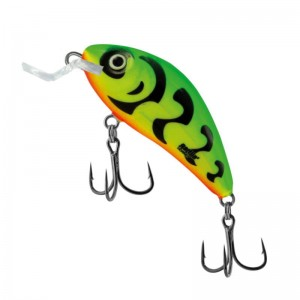 Salmo Rattlin' Hornet Shallow Green Tiger