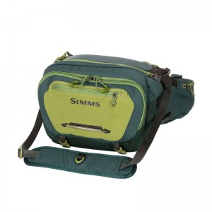 Simms Freestone Hip Pack Shadow Green