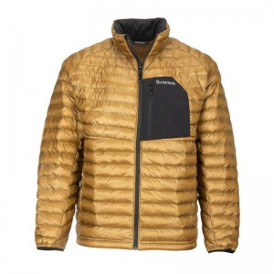 Simms ExStream Jacket Dark Bronze