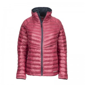 Simms Womens ExStream Jacket Garnet