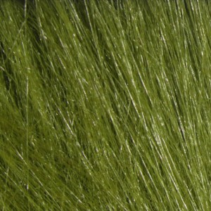 Hareline Extra Select Craft Fur #230 Medium Olive