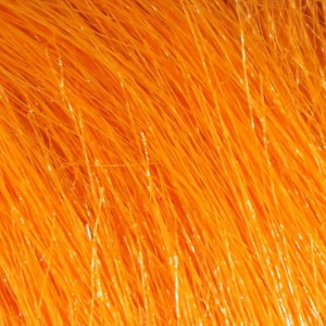 Hareline Extra Select Craft Fur #35 Bright Orange