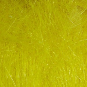 Hareline Extra Select Craft Fur #383 Yellow