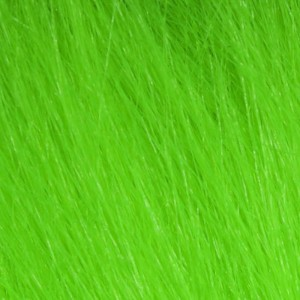 Hareline Extra Select Craft Fur #54 Chartreuse