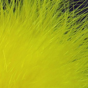 Hareline X-Select Marabou #383 Yellow