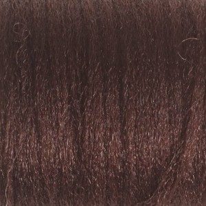 Hareline Antron Yarn Dark Brown #87