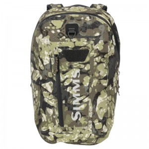 Simms Dry Creek Z Backpack - 35L Riparian Camo