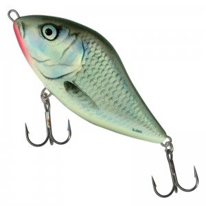 Salmo Slider Holo Grey Shiner