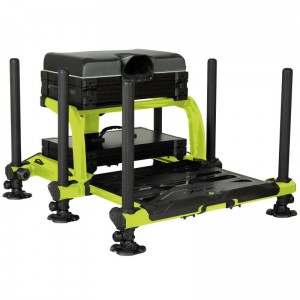 Matrix XR36 Pro Seatbox Lime