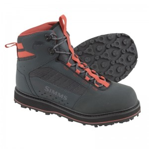 Simms Tributary Boot Rubber Carbon