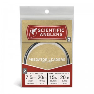 Scientific Anglers Predator Leaders 2szt 1x7