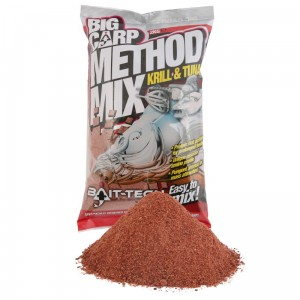 Bait-Tech Zanęta Big Carp Method Krill & Tuna 2kg