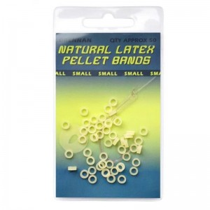 Drennan Natural Latex Pellet Bands