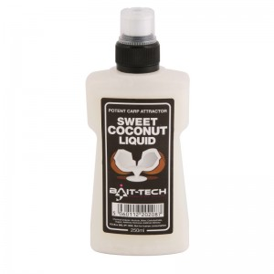 Bait-Tech Liquid Sweet Coconut 250ml