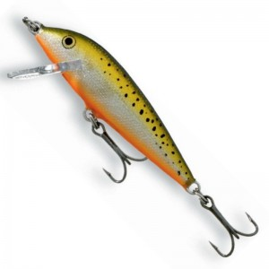 Rapala Countdown Redfin Spotted Minnow