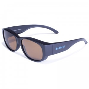 Blue Water Okulary Overboard Grey