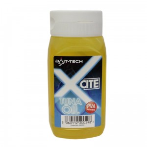 Bait-Tech X-Cite Tuna Oil 300ml