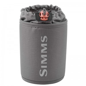 Simms Bottle Holder Gunmetal