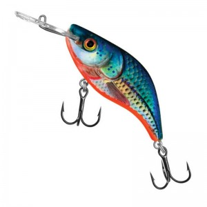 Salmo Sparky Shad S Blue Holographic Shad 4cm