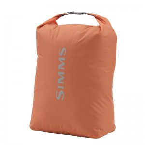 Simms Dry Creek Dry Bag Large Bright Orange
