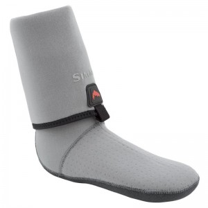 Simms Guide Guard Socks Pewter