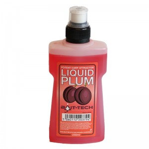 Bait-Tech Liquid Plum 250ml