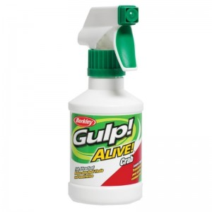 Berkley Gulp Alive Spray Crab