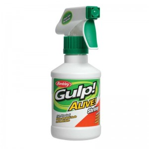 Berkley Gulp Alive Spray Shrimp