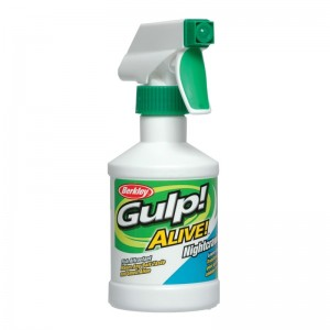 Berkley Gulp Alive Spray Nightcrawler