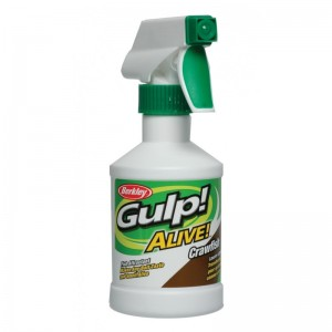 Berkley Gulp Alive Spray Crawfish