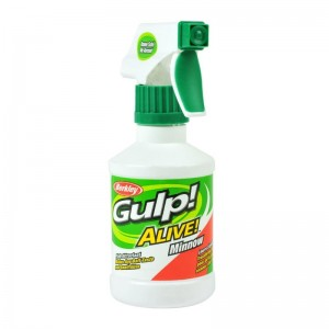 Berkley Gulp Alive Spray Minnow