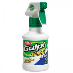 Berkley Gulp Alive Spray Herring