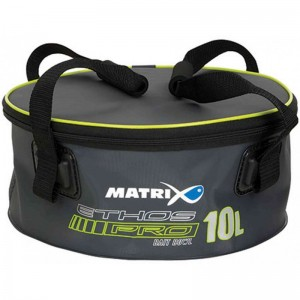 Matrix Ethos Pro EVA groundbait Bowl with lid 10l