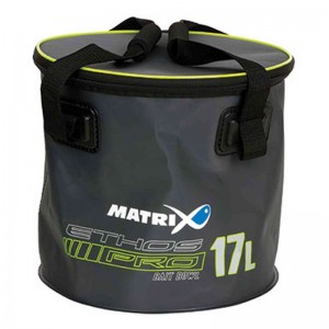 Matrix Ethos Pro EVA groundbait Bowl with lid 17l
