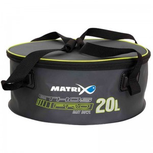 Matrix Ethos Pro EVA groundbait Bowl with lid 20l