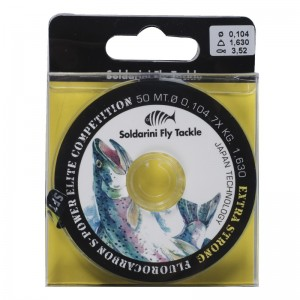 Soldarini Fluorocarbon S-Power Elite 50m
